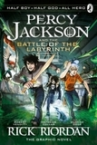 Percy Jackson and the Battle of the Labyrinth, The Graphic Novel