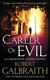 Career of Evil: A cormoran strike novel. Nominiert: Audible Sounds of Crime Award at Crimefest 2016, Ausgezeichnet: Dead Good Award 2016, Ausgezeichnet: Audies Award 2016, Nominiert: Theakstons Old Peculier Crime Novel of the Year 2016