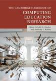 The Cambridge Handbook of Computing Education Research