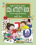 Kids Activity Book ( Activity Book For Preschool)- Vol.5: Activity Book for Preschool