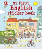My First English Sticker Book