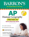 AP Human Geography Premium: With 4 Practice Tests