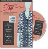 Learn to Sew with Janet Corzatt -- Level THREE: A Beginners Sewing Method for Palmer/Pletsch
