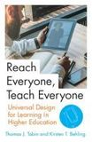 Reach Everyone, Teach Everyone: Universal Design for Learning in Higher Education