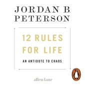 12 Rules for Life, 13 Audio-CDs: An Antidote to Chaos, Lesung