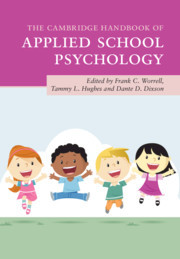 The Cambridge Handbook of Applied School Psychology