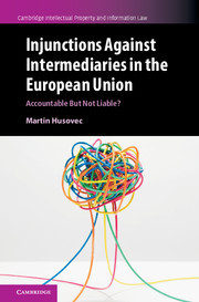 Injunctions against Intermediaries in the European Union: Accountable but Not Liable?